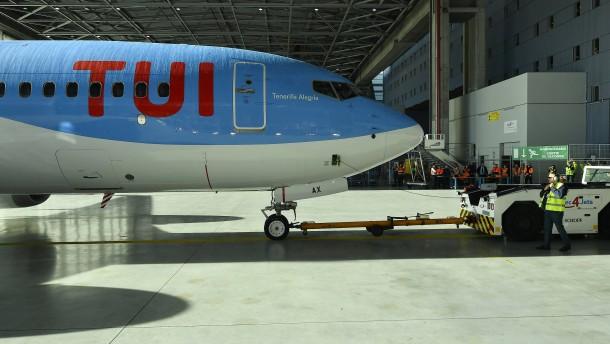 737 Max trübt Tuis Aussichten