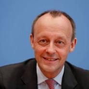 In der Frankfurter CDU offenbar beliebt: Friedrich Merz
