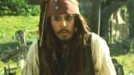 """Filmkritik: Johnny Depp in """"Fluch der Karibik 2"""""""