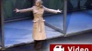 Video: Popstar Madonna auf der Bühne