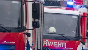 Wohnungsbrand in Wiesbaden