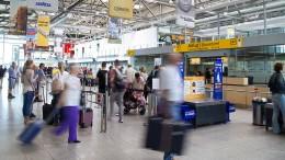 Warum der Aufschwung an den Regionalflughäfen vorbei geht