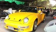 Falsche Porsches aus Bangkok