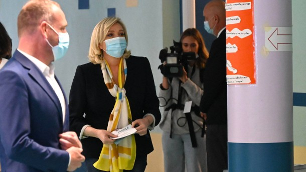 Macron und Le Pen gehen leer aus