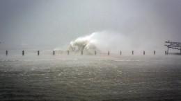 Seltener Wirbelsturm fegt über Mittelmeer