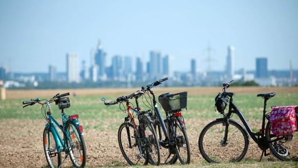 So schneidet Hessen bei Fahrradfahrern ab