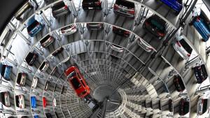 VW lässt die Manager rotieren