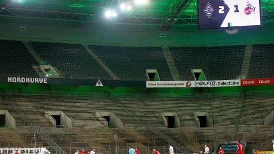 Gibt es bald Geisterspiele in der Bundesliga?