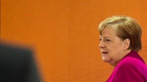 Merkel skizziert EU-Ratspräsidentschaft