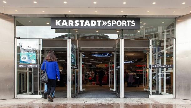 Galeria Karstadt Kaufhof schließt Sport-Filialen in Hessen