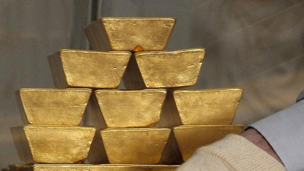 Gold ist wieder gefragt