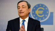 Wird die Märkte auf eine lange Fortdauer der Nullzinsphase vorbereiten: EZB-Präsident Mario Draghi