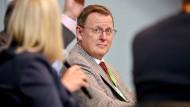 Auch Thüringens Ministerpräsident Bodo Ramelow (Linke) ist ein West-Import – aus Niedersachsen.