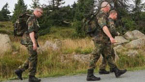 Bahn und Bundeswehr streiten über kostenloses Soldaten-Ticket