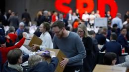 SPD-Postenvermehrung verhindert Kampfabstimmung