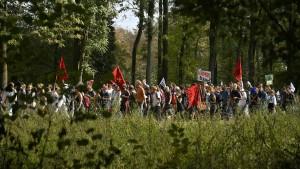 """""""Der Hambacher Forst muss so oder so weg"""""""
