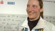 Rodel-Olympiasiegerin Hüfner im Interview