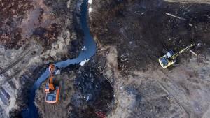 Russlands Klimaschutz wider Willen