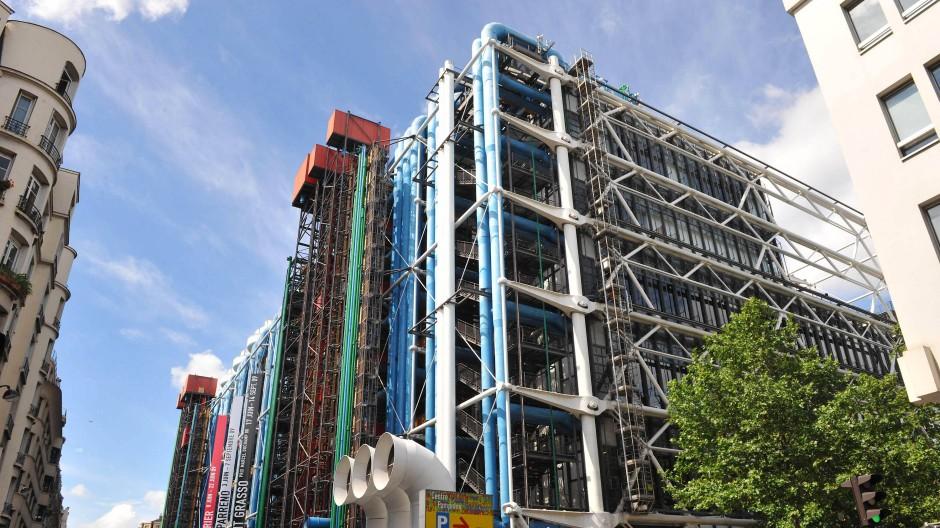 Das Centre Pompidou in Paris hat einen neuen Direktor: Laurent Le Bon.