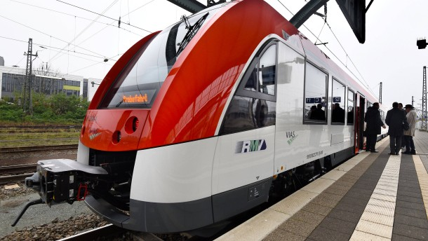 RMV und Kommunen wollen Odenwaldbahn ausbauen