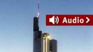 """""""Sparen ohne Qualitätsverlust"""": Commerzbank-Sprecher Ramm im F.A.Z. Business-Radio"""