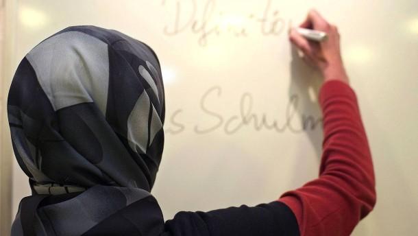 Verschleierungsverbot an den Schulen ist geregelt