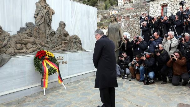 Gutachten zweifelt deutsches Nein zu Reparationsforderungen an