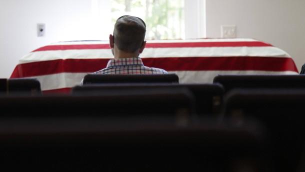 Amerikanischer Student stirbt nach Covid-19-Infektion