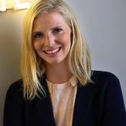 Die Gründerin der Firma Amorelie, Lea-Sophie Cramer, im Sommer 2016