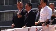 Japans Regierungschef kann im Amt bleiben