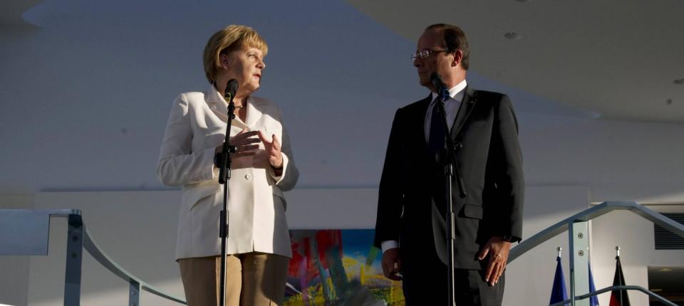 Deutsch Französische Beziehungen Brückenbauer Europäische Union