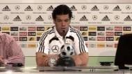 Deutsche Mannschaft rüstet sich für den Auftakt