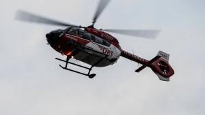 Spenderherz überlebt Hubschrauber-Absturz
