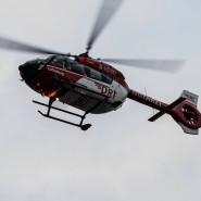 Ein Helikopter verlor beim Anflug auf eine Uniklinlik in Los Angeles plötzlich die Kontrolle. (Symbolbild)