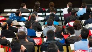 Viele Flüchtlinge sind nicht studierfähig