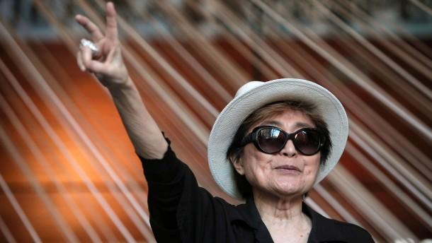 Yoko Onos Himmelsoase