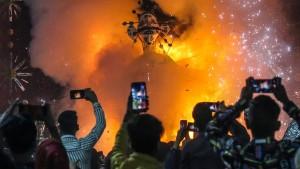 Brandbeschleuniger der Pandemie?