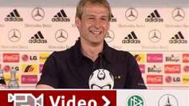 Klinsmann pokert: Erfolgself oder kleine Rotation?