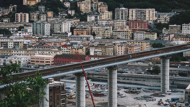 Streit um Italiens Autobahn-Netz