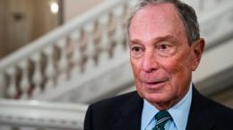Michael Bloomberg im Rennen der Demokraten