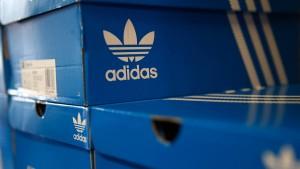 Gute Zahlen für Adidas dank Nachfrage in Russland und China