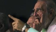 Kuba feiert den 90. Geburtstag von Fidel Castro