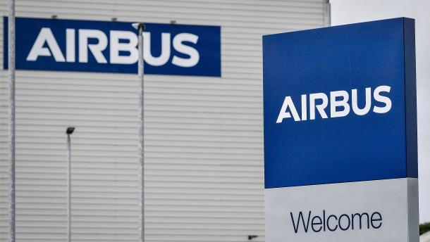 Corona-Krise bringt Airbus Milliardenverlust im Jahr 2020