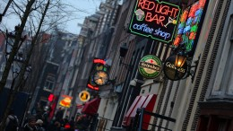 Amsterdam will Touristen Zugang zu Coffeeshops verbieten