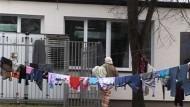 Tschetschenische Flüchtlinge träumen vom Westen