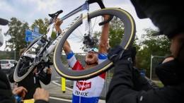 Zweikampf der Giganten im Radsport