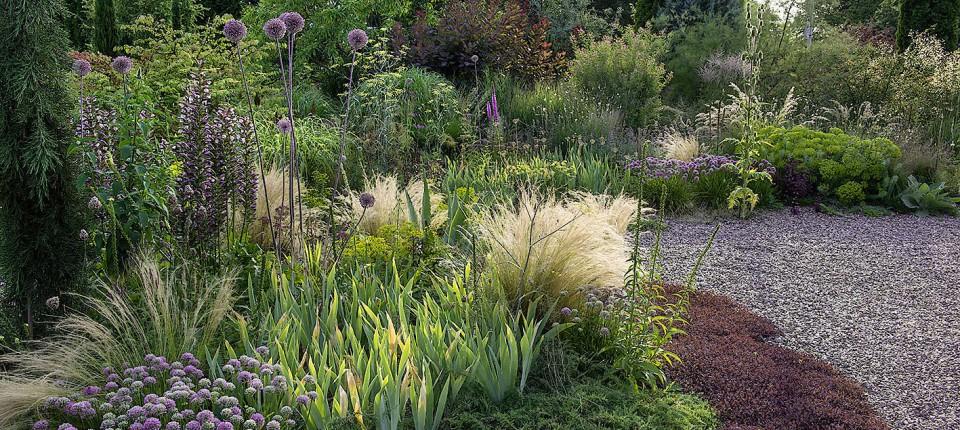So Sehen Kiesgärten überhaupt Nicht Spießig Aus
