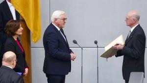 """Steinmeier: """"Geben Sie Deniz Yücel frei!"""""""
