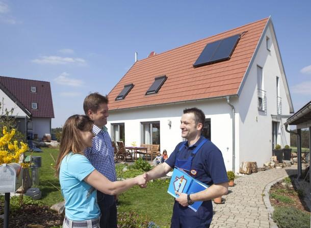 Bild zu: Wie man ein Haus ohne Hausbank finanziert - Bild 1 ...