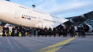 Coronavirus macht dem größten Passagierflugzeug zu schaffen